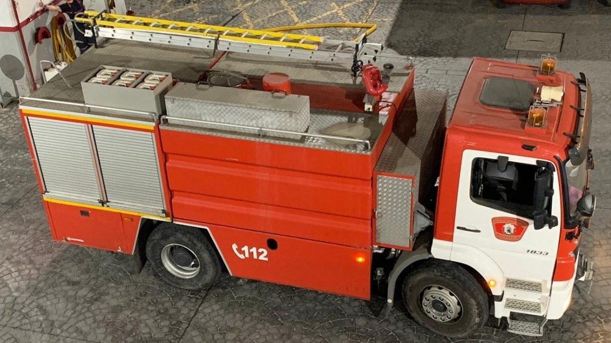 Suspensos masivos en las pruebas físicas a bombero en Málaga por resbalones con el gel hidroalcohólico