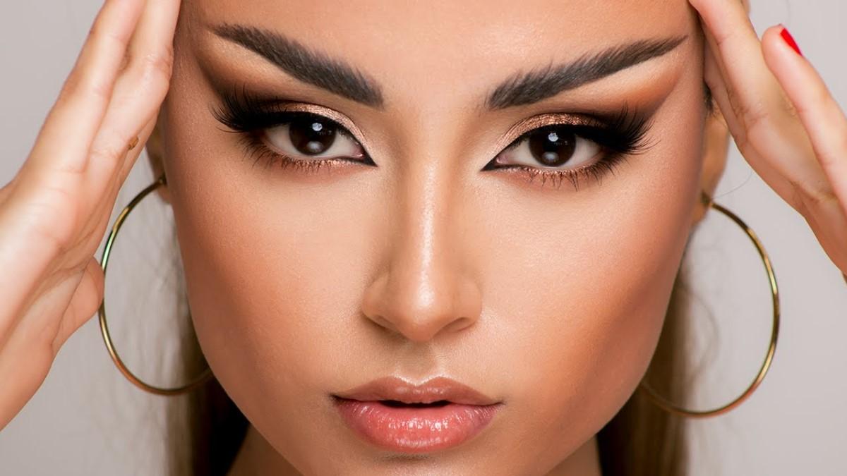 Gracias al maquillaje se pueden conseguir diferentes efectos en la mirada