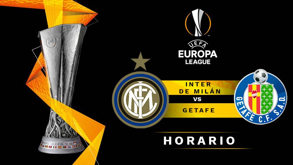 Inter de Milán – Getafe: octavos de final de la Europa League