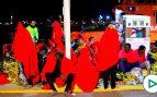 Avalancha de pateras en Andalucía: 10 operaciones para rescatar a 129 inmigrantes este fin de semana