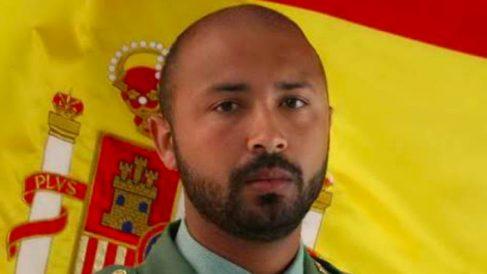 Iunes Benaribi Amar, destinado en la Brigada 'Rey Alfonso XIII' II de La Legión, fallecido en un accidente en el campo de maniobras de Viator.