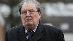 El premio Nobel de la Paz, John Hume, fallecido en una fotografía tomada en 2013. Foto: AFP