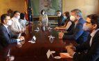 Zasca de Carmen Calvo a Irene Montero: «Cuando hay un miembro del Gobierno, el Gobierno está representado»