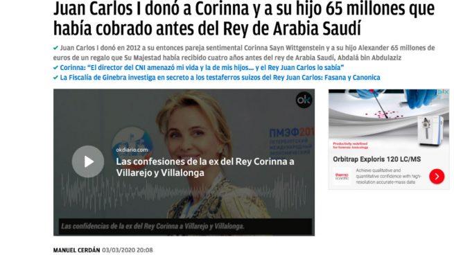 Así destapó OKDIARIO la trama de las cuentas suizas de Juan Carlos I que ha provocado su marcha de España