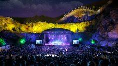 La ubicación de este festival lo convierte en uno de los más especiales de nuestro país