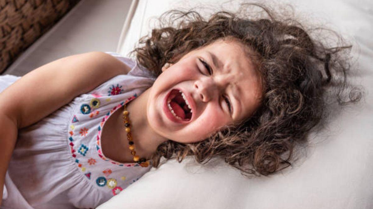 Descubre cómo lidiar con los caprichos infantiles más comunes