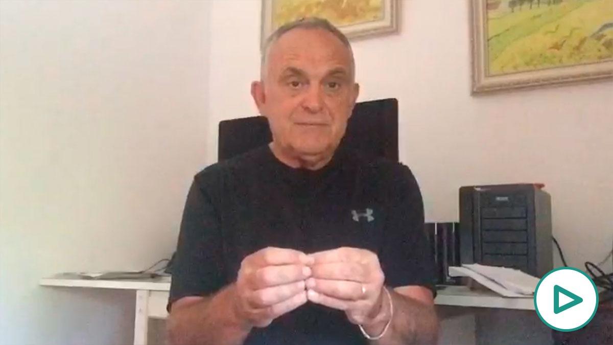 El adjunto al director y jefe de Investigación de OKDIARIO, Manuel Cerdán, analiza la marcha de España del Rey emérito Juan Carlos I.