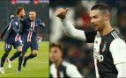 Cristiano Ronaldo planea formar un tridente con Neymar y Mbappé en el PSG