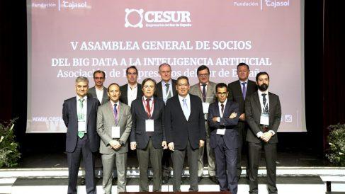 Los empresarios de Andalucía (CESUR).