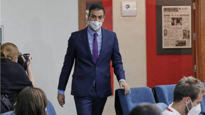 Pedro Sánchez periodistas