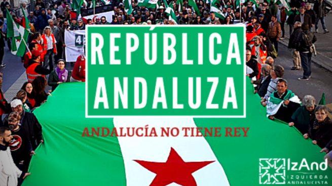 Adelante Andalucía exige un referéndum y la independencia de la comunidad: «Es la hora de la república andaluza»