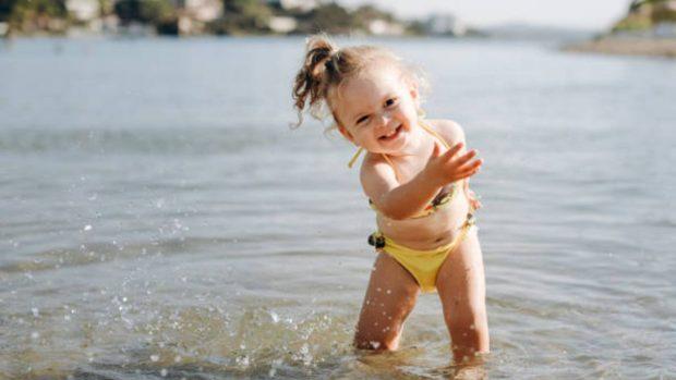 """Bañadores para bebés ¿son realmente necesarios"""""""