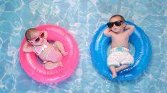 ¿Son realmente necesarios los bañadores para los bebés?