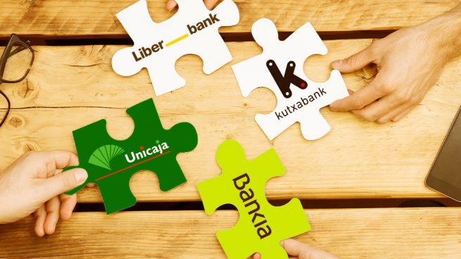 Bankia y Kutxabank se suman a la puja por Liberbank y ponen en peligro la fusión con Unicaja