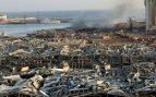 beirut explosion muertos 100 heridos libano
