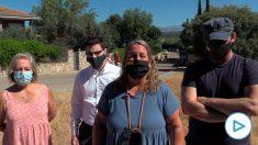 Vecinos de Galapagar (Madrid) anuncian una querella contra Pablo Iglesias.
