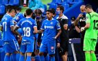 Inter – Getafe: Resultado del partido de Europa League hoy, en directo (1-0) | Gol de Lukaku