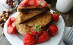 Receta de tortitas rellenas de Nutella