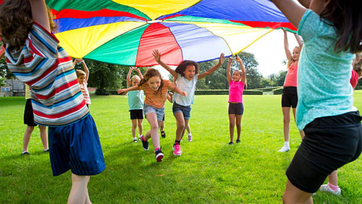 Descubre algunos de los mejores juegos al aire libre para los niños