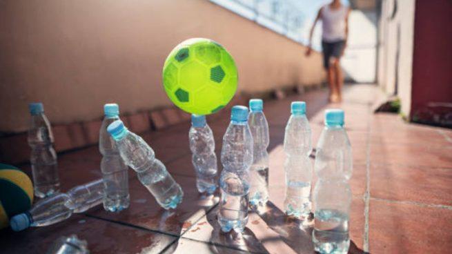 manualidades botellas de plástico