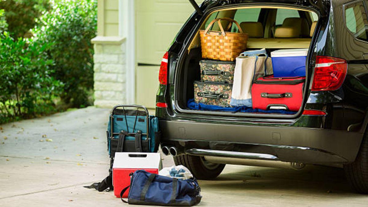 Cómo podemos evitar que nos pongan una multar por llevar el coche cargado
