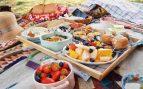 Alimentos del picnic