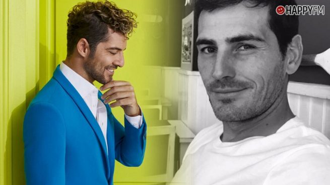 David Bisbal e Iker Casillas