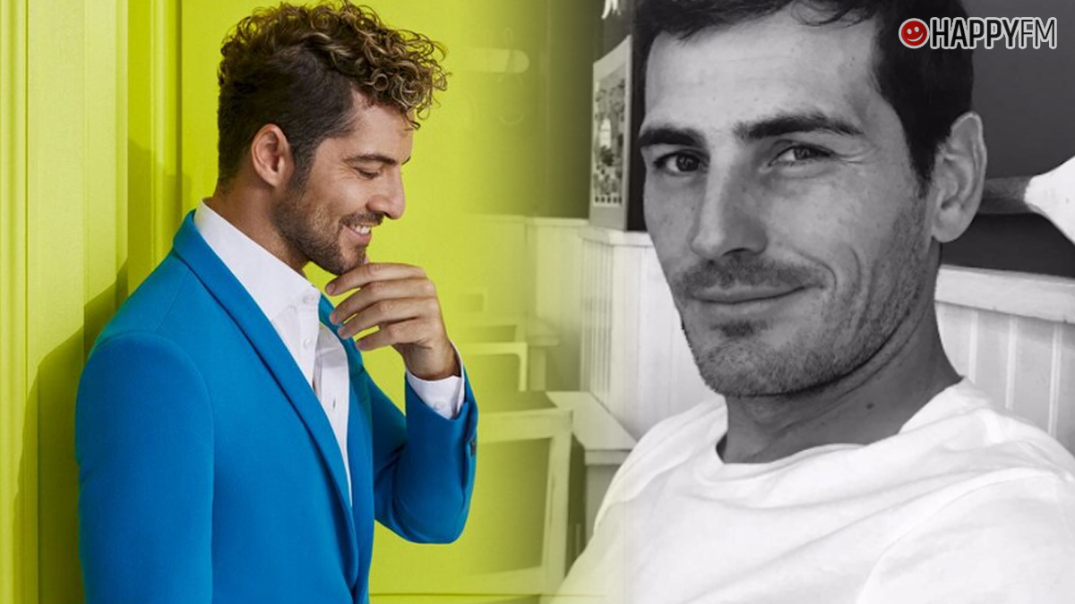 David Bisbal e Iker Casillas