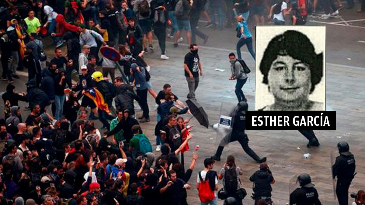 Los terroristas CDR participaron en el asalto a El Prat
