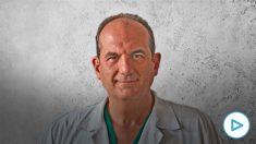 Javier García, jefe de Anestesiología del Hospital Puerta de Hierro.