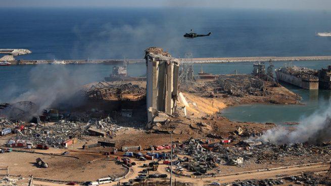 Detenidos el director de Aduanas y el presidente del puerto de Beirut tras las explosiones