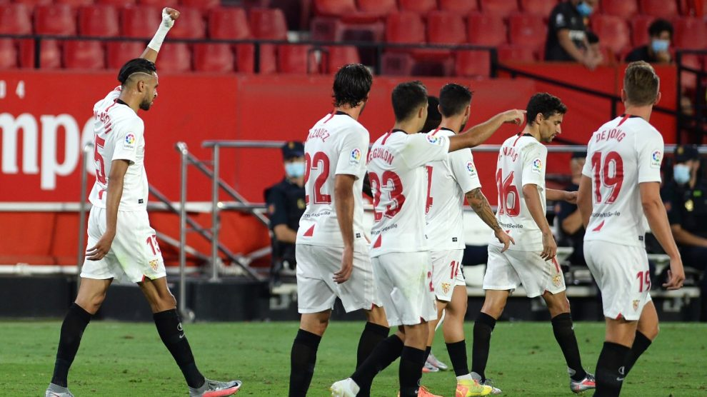 Sevilla – Roma | Europa League, en directo