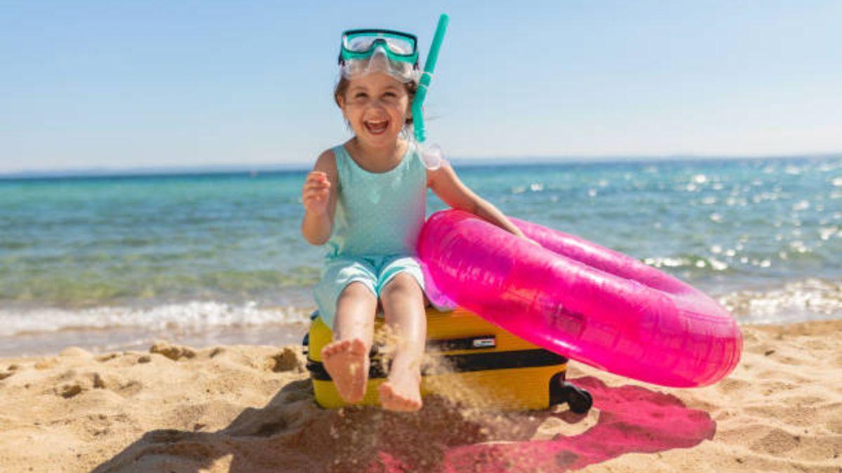 Cómo proteger a los niños para pasar un verano tranquilos