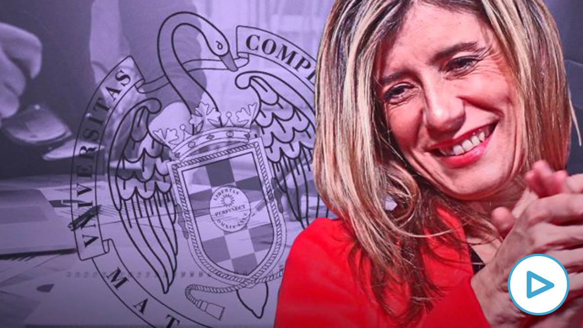 Begoña Gómez, mujer de Pedro Sánchez.