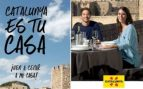 La campaña 'Cataluña es tu casa' de Torra convence a 65.400 turistas 'españoles' en junio