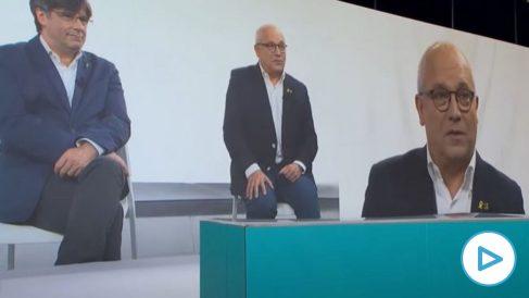 El ex conseller de la Generalitat Lluís Puig.