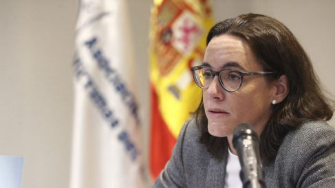 Carmen Ladrón de Guevara, abogada de la AVT. (Foto: Europa Press)