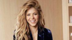 Shakira, en una foto de archivo.