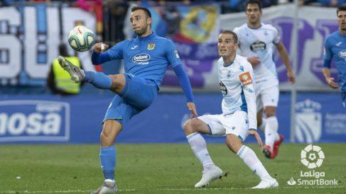 Deportivo – Fuenlabrada, en directo | Segunda División