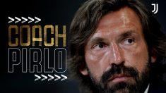 Pirlo, nuevo entrenador de la Juventus. (Foto: JuventusFC)
