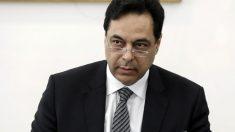 El primer ministro de Líbano, Hasán Diab. Foto: EP