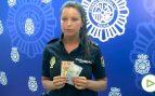 La Policía explica cómo identificar los 'billetes de película' que están proliferando en España