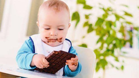 Descubre el número de calorías que deben consumir los niños por edad
