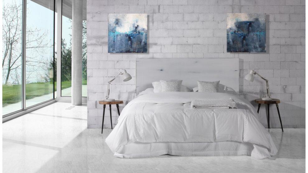 El blanco es uno de los colores protagonistas en la decoración de cualquier espacio