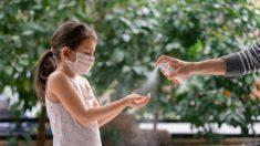 Los casos de niños con coronavirus se han multiplicado por siete