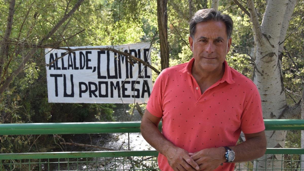 El concejal de Grupo Municipal del Partido Popular en el Ayuntamiento de Jaén, Antonio Losa