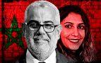 El primer ministro de Marruecos acusó al partido de Dina de financiarse con el dinero del narcotráfico