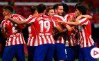 El Atlético comunica dos positivos por coronavirus en el club antes de viajar a Lisboa