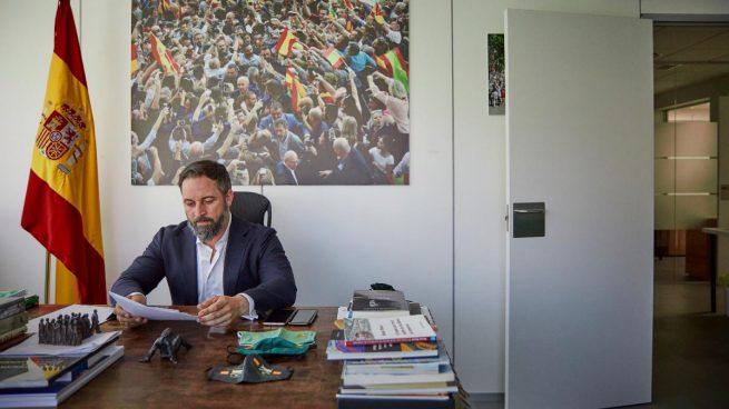 Vox recurre ante el Constitucional el veto en el País Vasco a su diputada Amaia Martínez