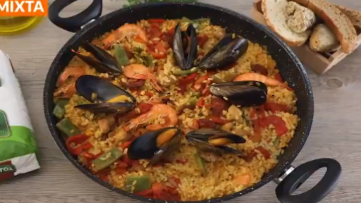 Twitter: La paella con chorizo de Karlos Arguiñano indigna a medio país
